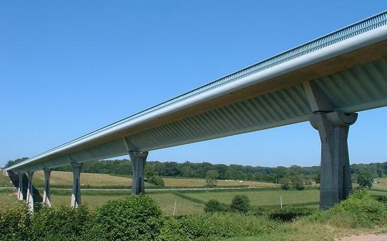 Charolles - Viaduc de Maupré