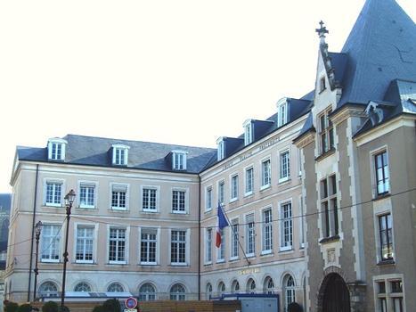 Le Mans - Hôtel de ville