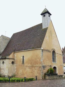 Chapelle Saint-Lyphard
