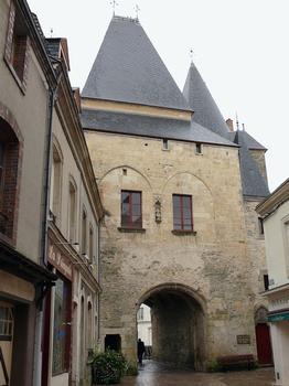 La Ferté-Bernard - Porte Saint-Julien - La porte côté ville