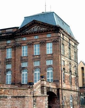 Palais des archevêques de Strasbourg, Saverne
