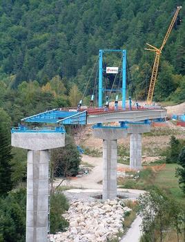 Centron Downstream Viaduct