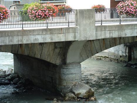 Moûtiers - Pont Mézel (ou Maisel)