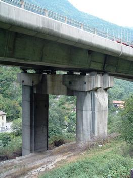 RN90 - Viaduc du Champ du Comte