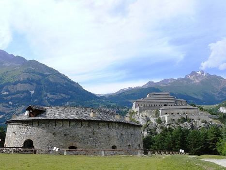 Redoute Marie-Thérèse & Fort Victor-Emmanuel