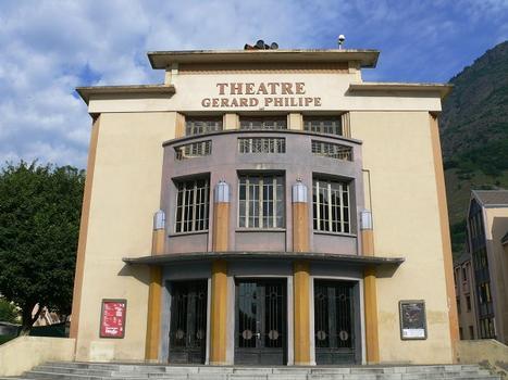 Saint-Jean-de-Maurienne - Théâtre Gérard Philippe