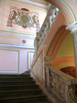 Saint-Jean-de-Maurienne - Ancien évêché - Escalier