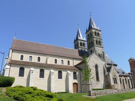 Melun - Collégiale Notre-Dame