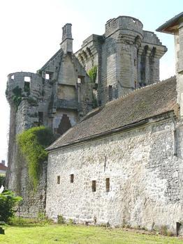 Crouy-sur-Ourcq - Donjon du Houssoy