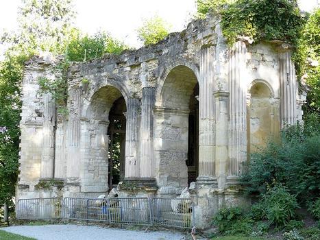 Château de Coulommiers - Vestiges du château
