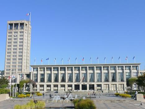 Hôtel de ville (Le Havre)