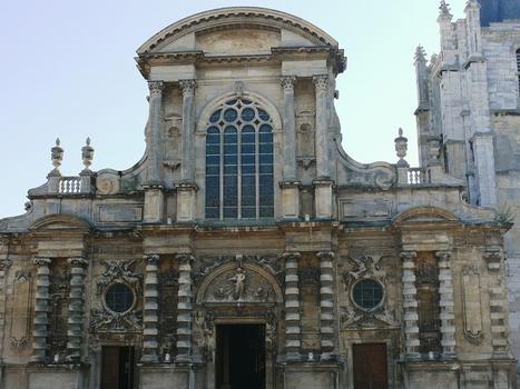 Le Havre - Cathédrale Notre-Dame - Façade