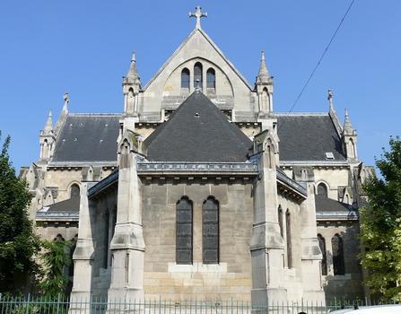 Eglise Saint-Denis de l'Estrée