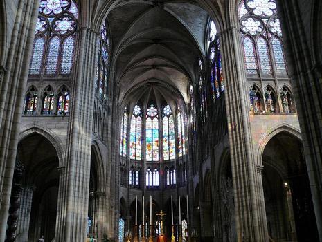Saint-Denis - Basilique de Saint-Denis