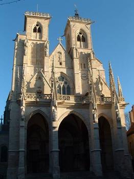 Eglise Notre-Dame, Semur-en-Auxois