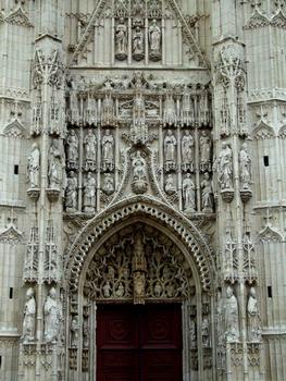 Eglise abbatiale de Saint-Riquier