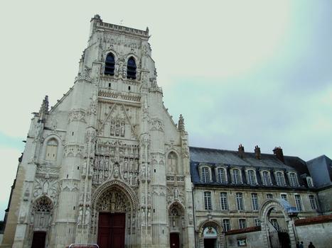Musée départemental de l'abbaye de Saint-Riquier