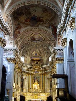 Sospel - Eglise Saint-Michel