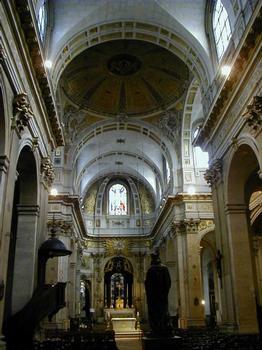 Eglise Saint-Louis-en-l'Île.Nef et choeur