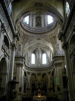Eglise Saint-Paul-Saint-Louis à Paris.Intérieur