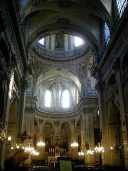 Eglise Saint-Paul-Saint-LouisNef
