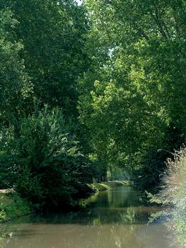 Canal de la Bruche, Straßburg