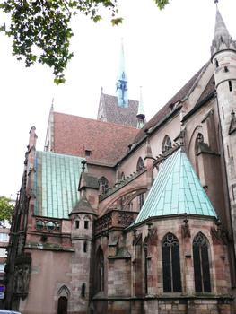 Strasbourg - Church of Saint Peter the Younger