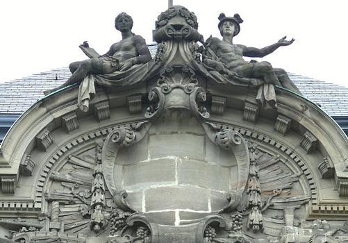 Strasbourg - Direction des Services Fiscaux du Département du Bas-Rhin