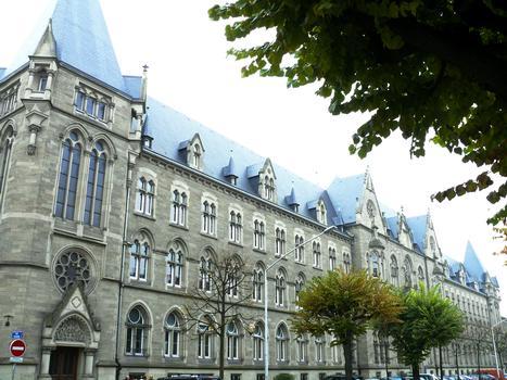 Strasbourg - Central post office