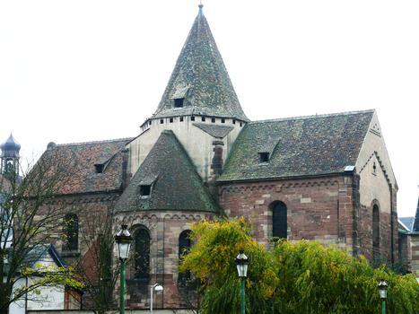 Straßburg - Stephanskirche