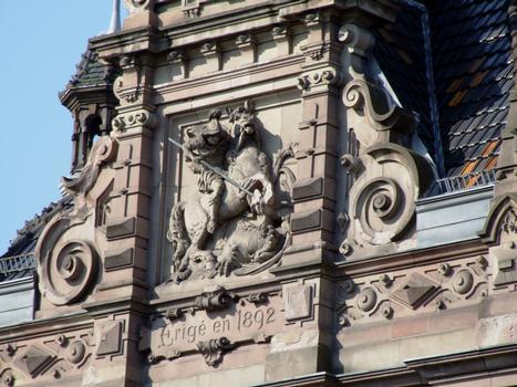 Straßburg - Lycée professionnel Charles Frey