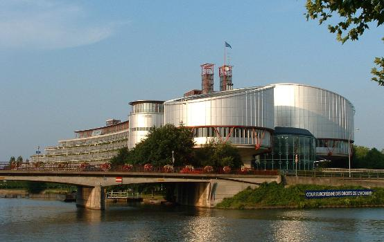 European Court of Human Rights, Strasbourg.