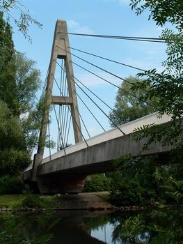 Van Eyck Bridge, Strasbourg