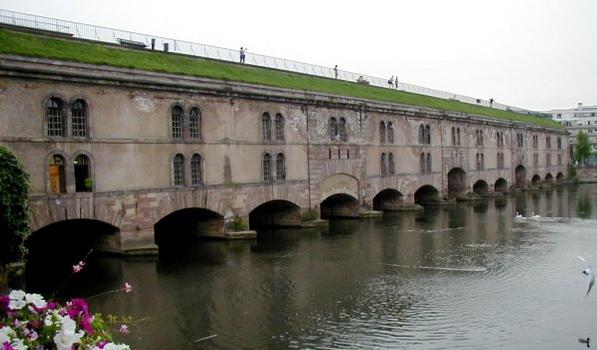 Barrage Vauban à Strassbourg