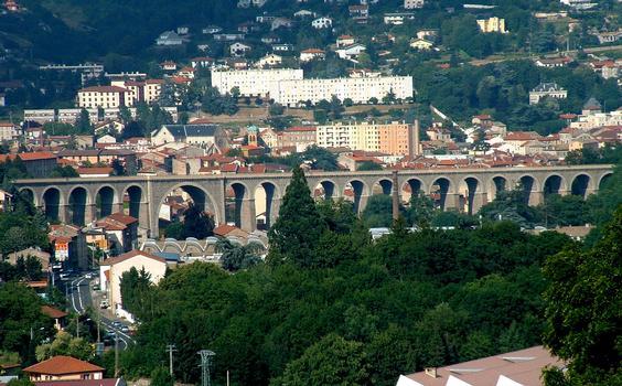 Eisenbahnviadukt Tarare, Frankreich
