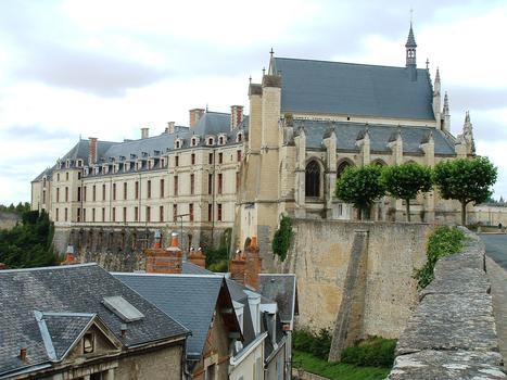 Thouars - Château (collège Marie-de-la-Tour-d'Auvergne)