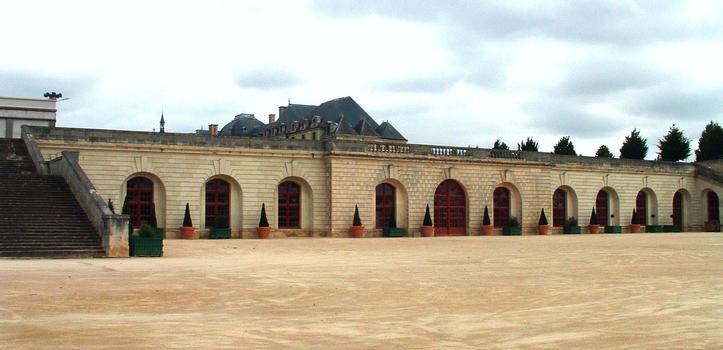Thouars - Château (collège Marie-de-la-Tour-d'Auvergne) - Orangerie