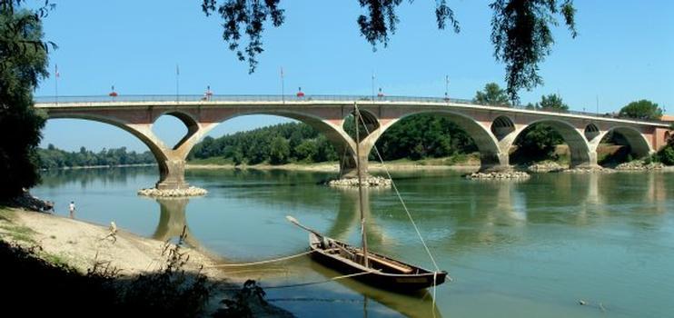 Pont sur la Garonne, TonneinsEnsemble