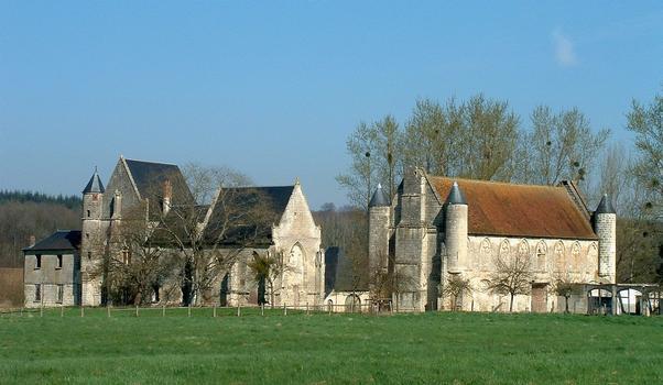 Former Tortoir Priory, Saint-Nicolas-aux-Bois