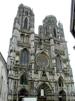 Cathédrale Saint-Etienne, ToulFaçade occidentale