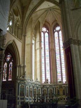 Cathédrale Saint-Etienne, ToulAbside