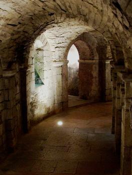 Tournus - Abbaye Saint-Philibert