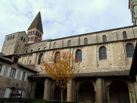 Tournus - Abbaye Saint-Philibert