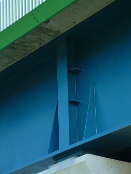Pont sur la Seine, Triel-sur-SeineRaidisseurs d'âme sur pile