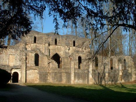 Abtei Trois-Fontaines