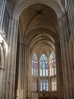 Troyes - Basilique Saint-Urbain - Vaisseau central