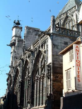 Troyes - Eglise Saint-Jean-du-Marché - Choeur