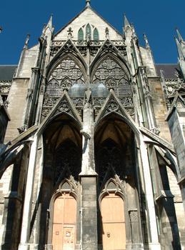 Troyes - Basilique Saint-Urbain - Transept sud