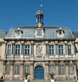 Troyes - Hôtel de ville