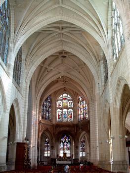Troyes - Eglise Saint-Nizier - Vaisseau central